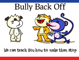 BULLY BACK OFF